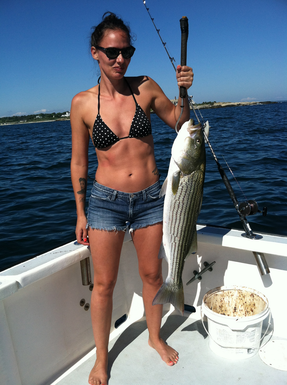 Women S Corner Sara Star Fishing Charters